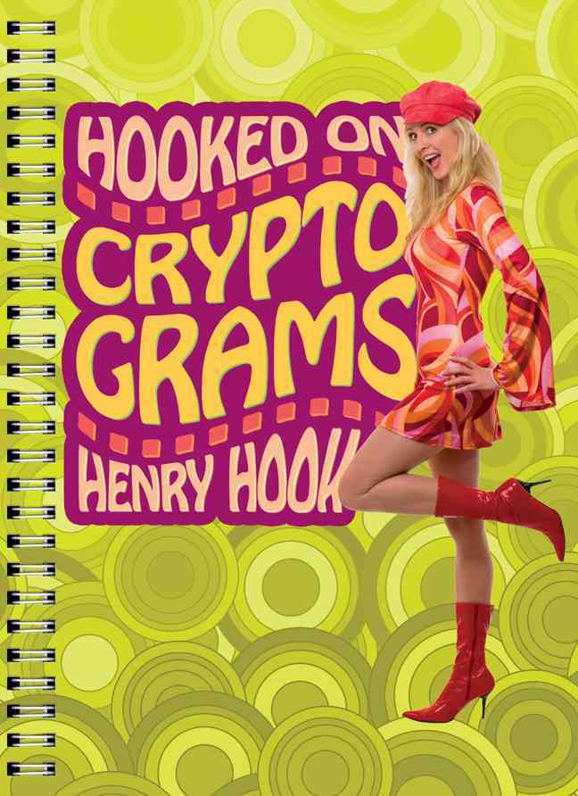 Hooked on Cryptograms By Hook, Henry